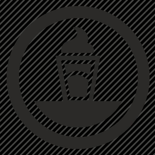 barista, caffee, coffee, drink, glass, hot icon