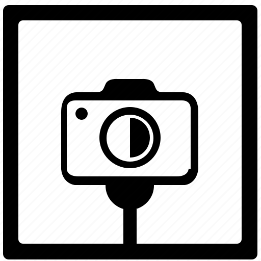 Cam, camera, photo, record, shot, stand icon - Download on Iconfinder