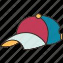 baseball, cap, headwear, clothes, fashion