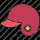 batting, helmet, head, protective, tool