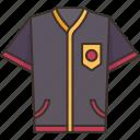 uniform, shirt, team, jersey, costume