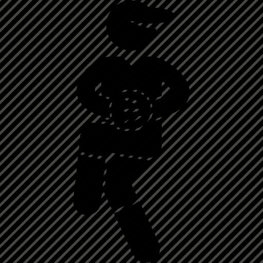 baseball, pitch, pitcher, player icon