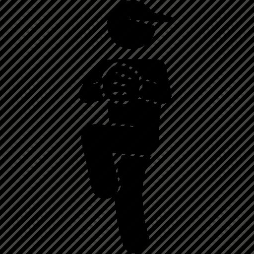 baseball, player, pose, posture, ready, throw icon