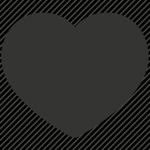 Heart, love, romance, valentine icon - Download on Iconfinder