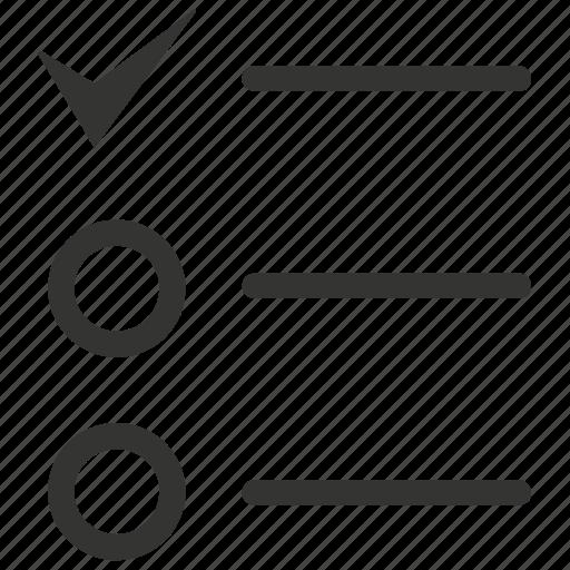 audit, checklist, survey, tasks icon