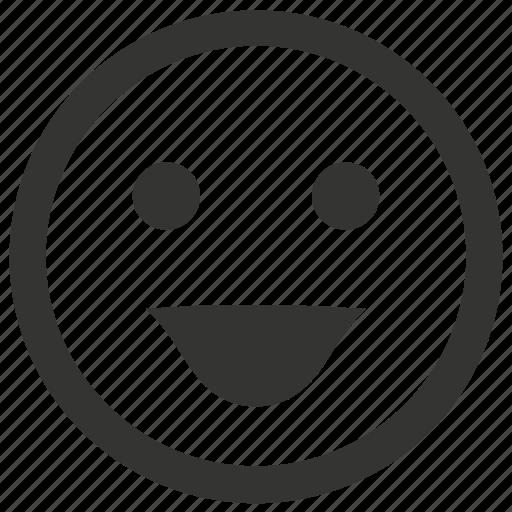 Emoji, emoticon, smile, smiley icon - Download on Iconfinder