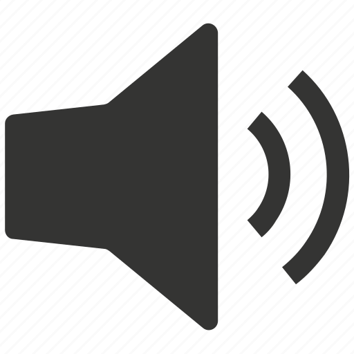 Loud, sound, speaker, volume icon - Download on Iconfinder