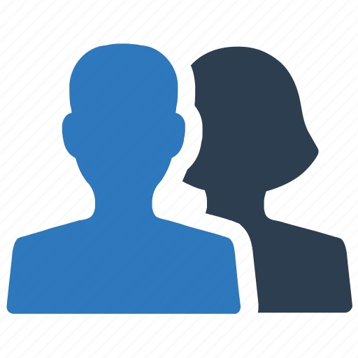Couple, female, group, users icon - Download on Iconfinder
