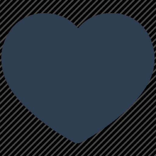 Bookmark, favorite, heart, love icon - Download on Iconfinder