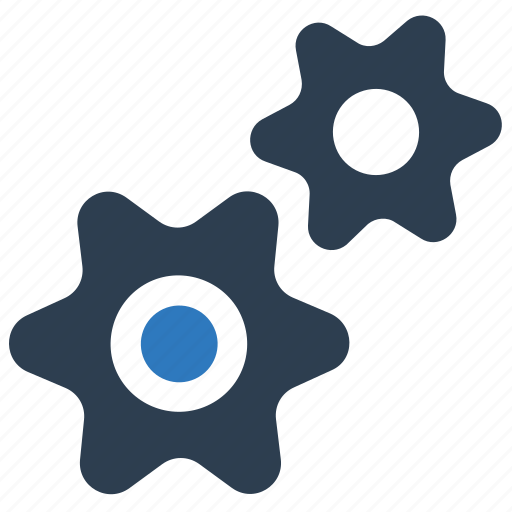 Gear, gears, preferences, services, settings icon - Download on Iconfinder