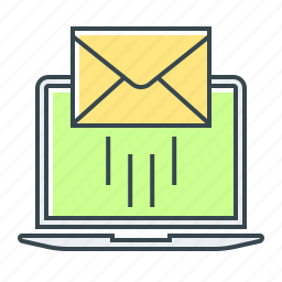 email, emailer, inbox, mail, message, post icon