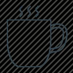 break, coffee, coffee break, cup, drink, tea icon
