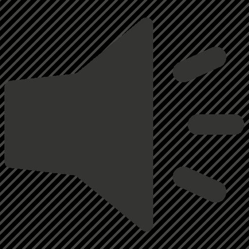 Loud, sound, volume icon - Download on Iconfinder