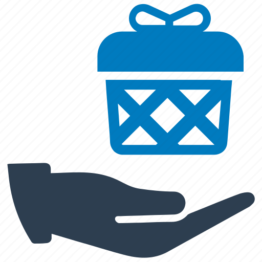 Gift, giving, present icon - Download on Iconfinder