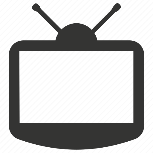Screen, television, tv icon - Download on Iconfinder
