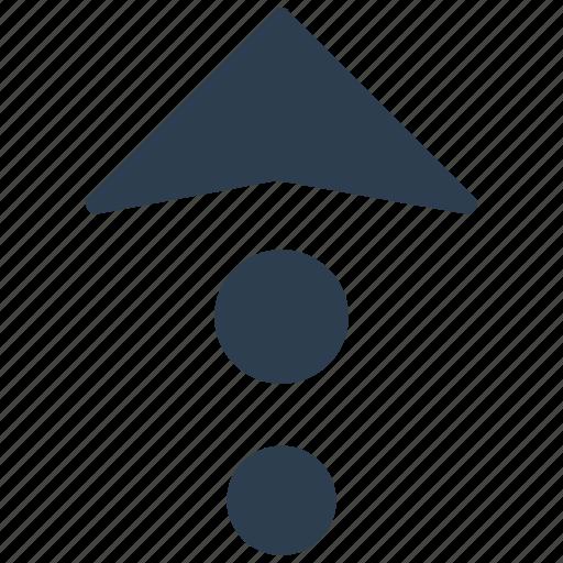 Arrow, file, up, upload icon - Download on Iconfinder