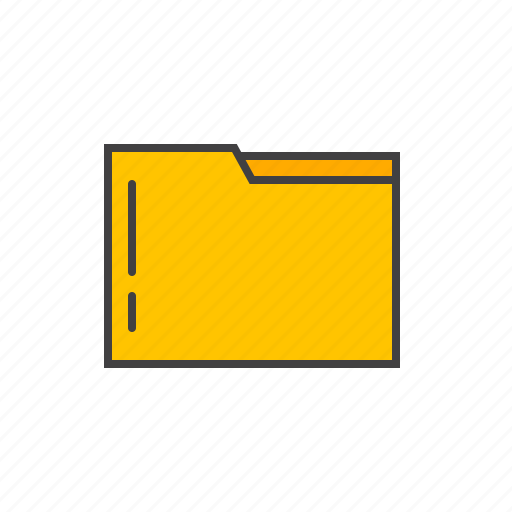 document, extension, file, folder, format icon
