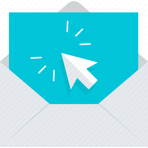 communication, email, flat design, internet, letter, message, sms icon