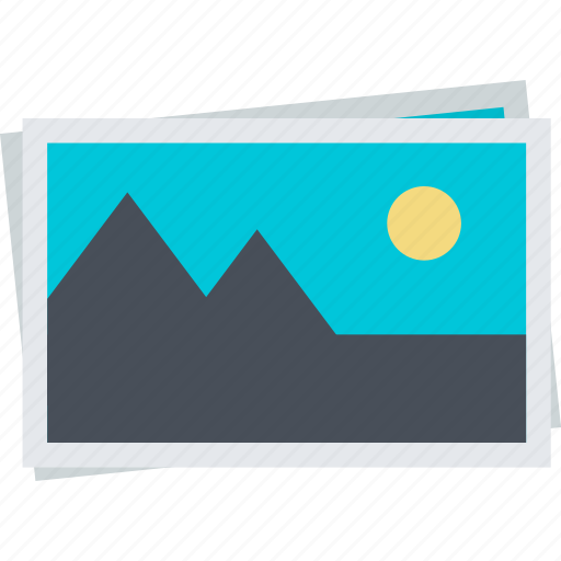 Gallery, image, photography, picture, portfolio icon - Download on Iconfinder
