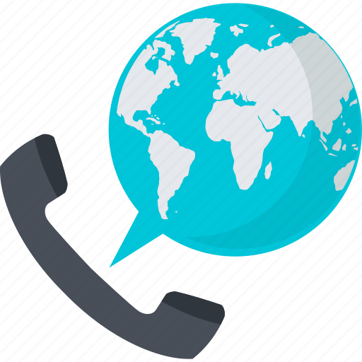 Call, communication, conference, contact, global icon - Download on Iconfinder