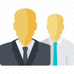 avatar, business, flat design, people, team, teamwork icon