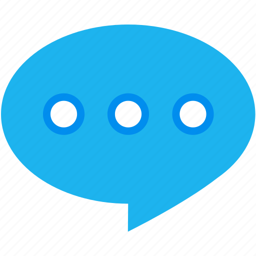 chat, contact, message, online, sms, talk icon