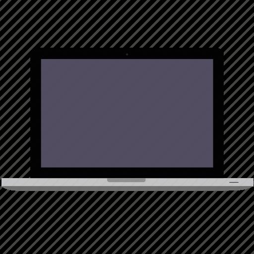 computer, device, laptop, mac, online icon