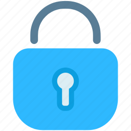 close, lock, locker, password, safe, security icon