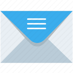 contact, email, mail, message, send icon