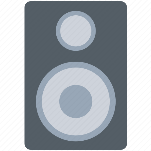dj, function, loud, song, sound, speaker icon