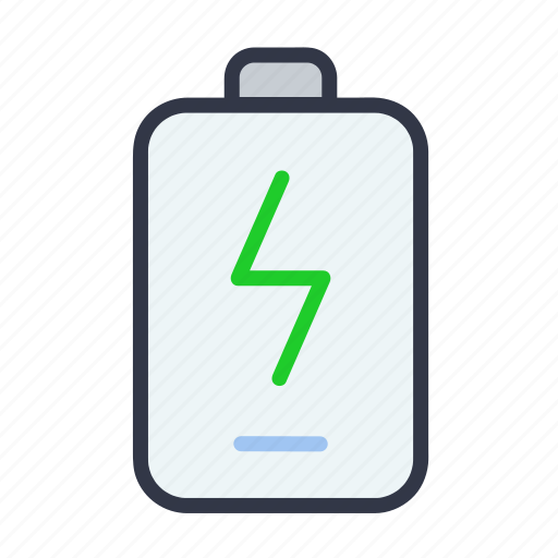 battery, charge, energy, power, power bank icon