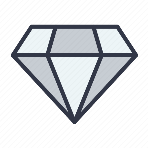 diamond, important, jewel, ruby, stone icon