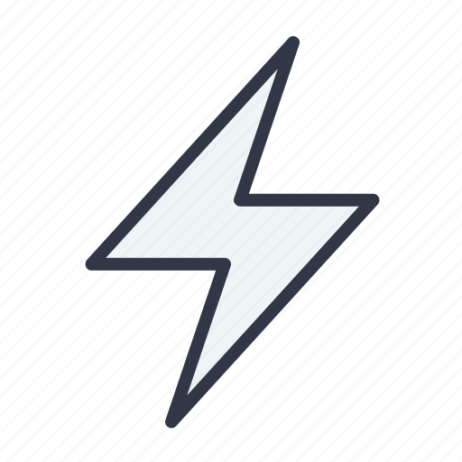 charge, electricity, energy, lighting, power icon