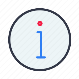 about, alert, details, info, information icon