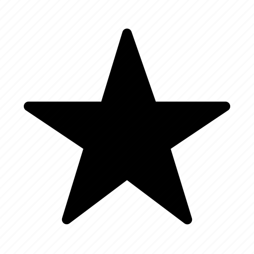 best, favorite, favourite, star, success, win, winner icon