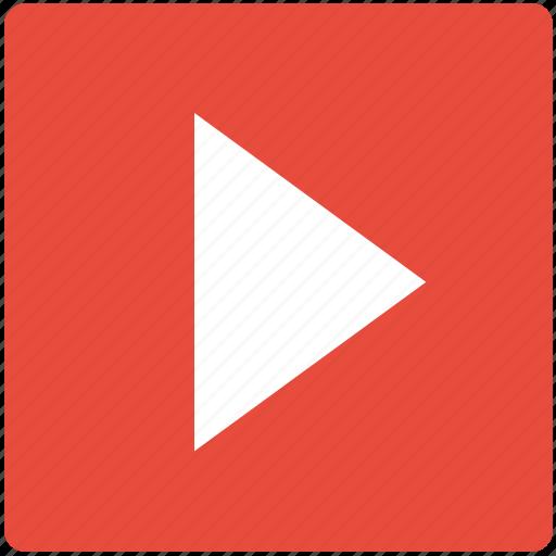 arrow, audio, back, next, play, sound, youtube icon