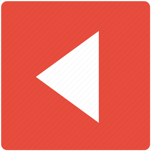 arrow, arrows, back, next, play, system, youtube icon