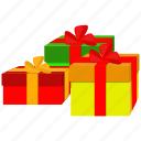 box, love, present, valentine icon