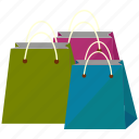 bag, shopper bag, shopping, shopping bag, tote bag icon