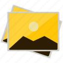 edit, frame, photo icon
