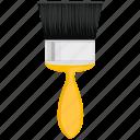 brush, design, paint, paint brush