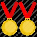 achievement, medal, star, trophy