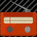 devices, radio, retro, sound