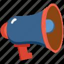 loud, sound, speaker