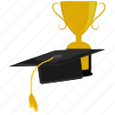 award, cup, education, hat, learning, olympic, winner