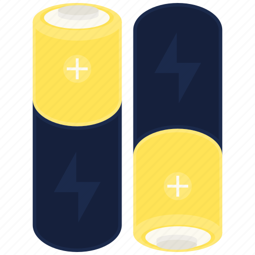 Aa, battery, charged, full icon - Download on Iconfinder