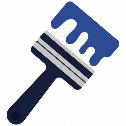 Art, brush, color, diy, paint, painting, tool icon - Download on Iconfinder