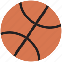 ball, basket, basketball, game