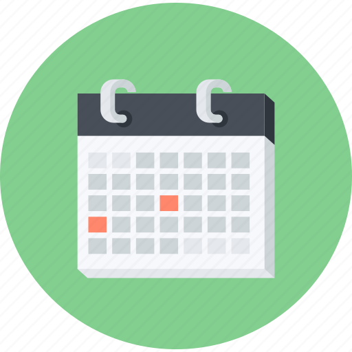Event Calendar Icon : The connect march
