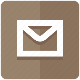 email, envelope, letter, mail, message, new icon